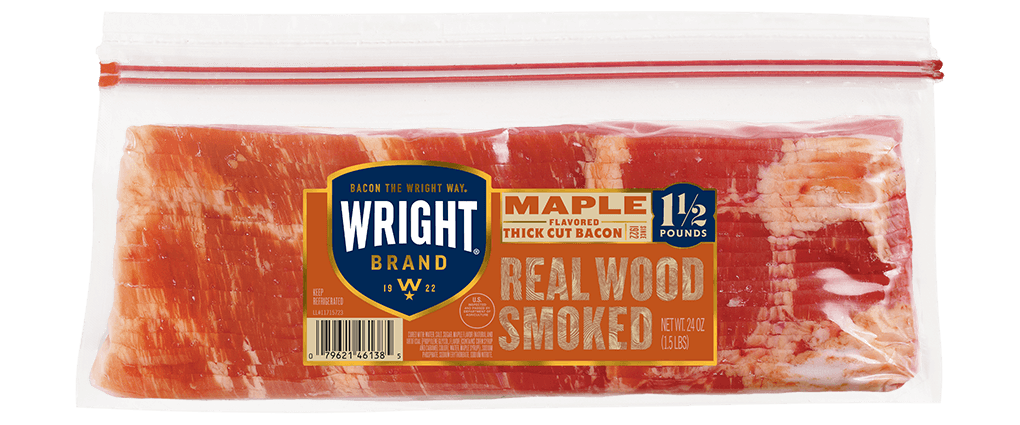 Maple Flavored Bacon